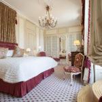 Hôtel Beau Rivage à Genève : suite