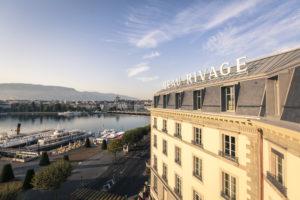 Hôtel Beau Rivage à Genève