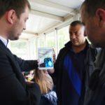 Magicien iPad à Genève