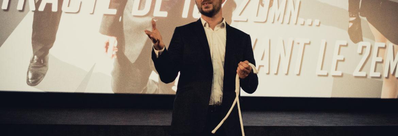Magicien mentaliste à Genève pour les team building