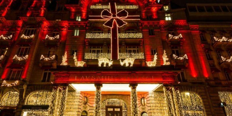 Magicien mentaliste à Lausanne au Lausanne Palace and Spa