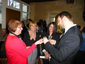 Magicien mentaliste à Lausanne pour les entreprises