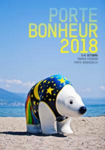 Magicien mentaliste pour l'association Porte-Bonheur à Yverdon-les-Bains