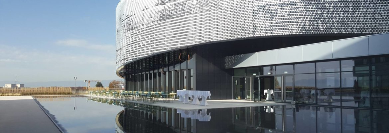 Magicien mentaliste à Lausanne à l'Aquatis pour une entreprise de constructions métalliques