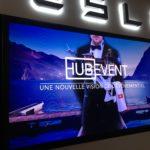 Magicien mentaliste à Genève pour le lancement de la plateforme Hubevent.ch