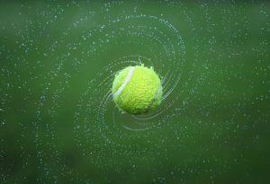 Magicien iPad pour un club de tennis à Morges