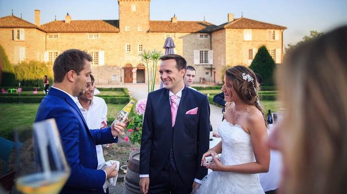 Magicien Genève mariage